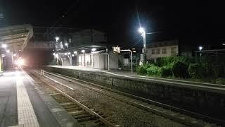 日豊本線 EF81 451 貨物列車