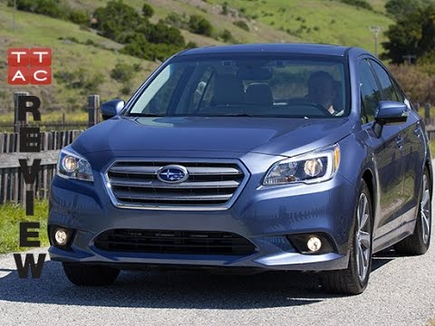 2015 subaru legacy 2 5 review youtube. Black Bedroom Furniture Sets. Home Design Ideas