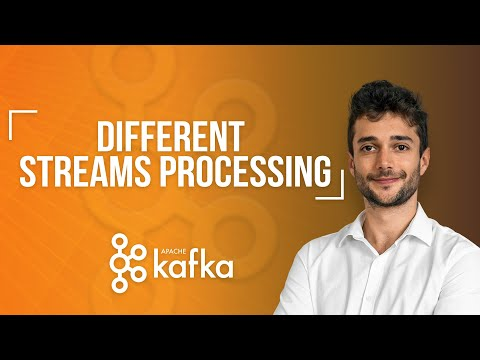 The Different Streams Processing