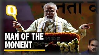 The Quint: In His Victory Speech, PM Narendra Modi Talks of New India