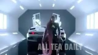 NICKI MINAJ VERSE IN MOTORSPORT VIDEO