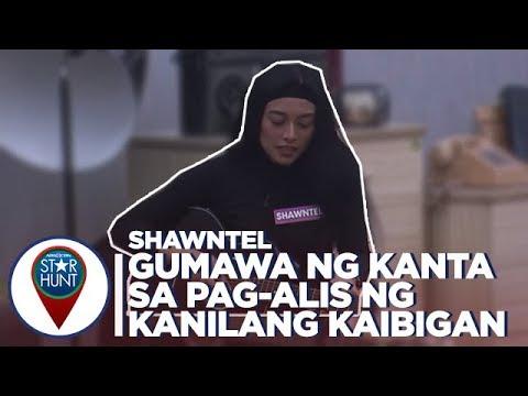 Camp Star Hunt: Shawntel, gumawa ng kanta sa pag-alis ng kanilang kaibigan