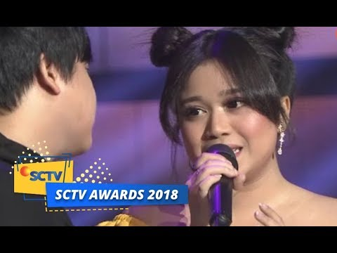 Arsy Widianto Dan Brisia Jodie - Dengan Caraku | SCTV Awards 2018