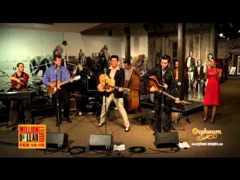 Million Dollar Quartet at Memphis Rock 'n' Soul Museum