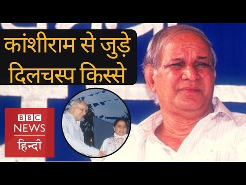 Kanshi Ram's life journey and his political career as a dalit leader (BBC Hindi)