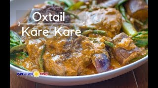 Oxtail Kare Kare (with Mr and Mrs Panlasang Pinoy)