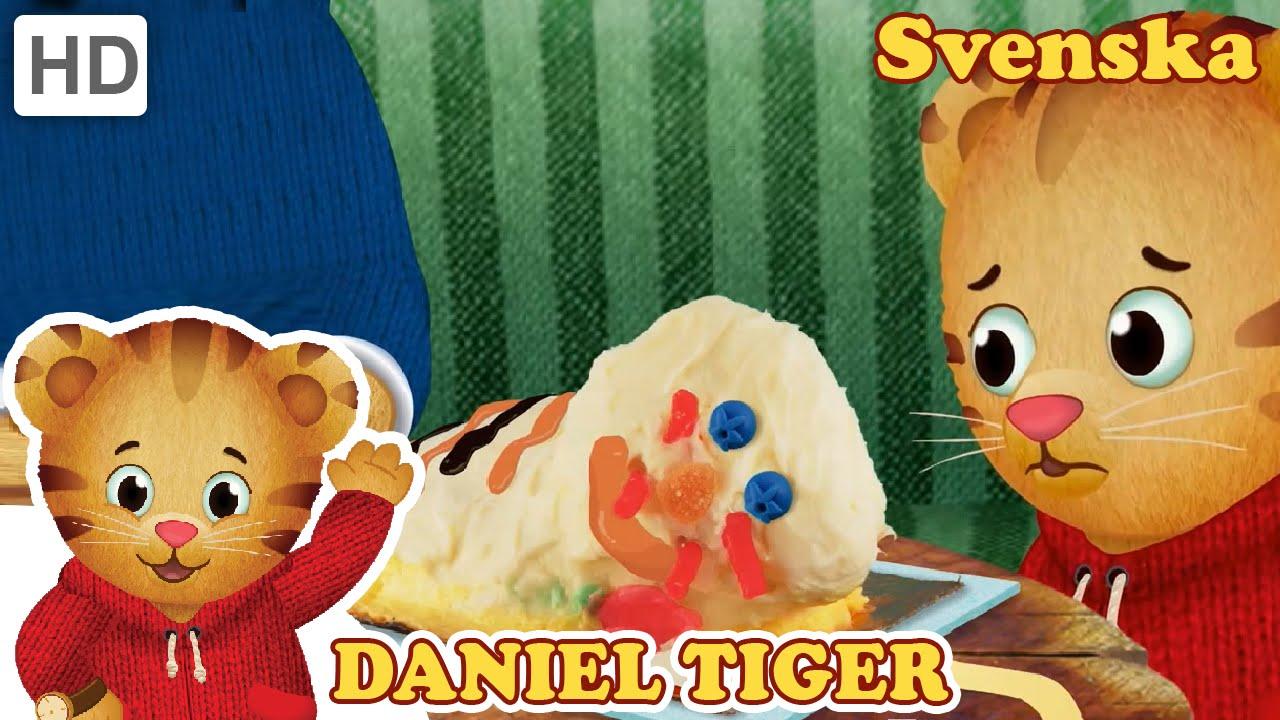 daniel tiger svenska