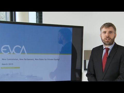 The role of the EVCA in the European Private Equity industry