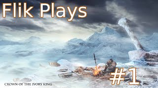 Dark Souls 2 Crown of the Ivory King (PC, NG+) - #1