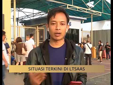 Situasi terkini di LTSAAS