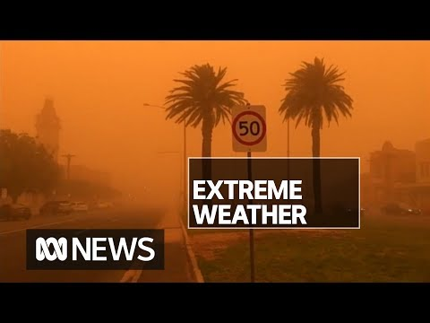 Victoria's Code Red Bushfire Day Sees Emergency Warnings Issued As Dust Sweeps State | ABC News