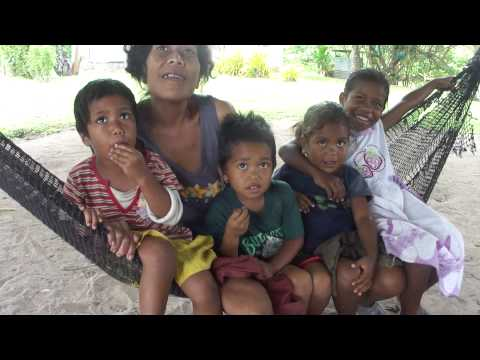 FIJI - A Hammock Family Interview - Rabi Island !