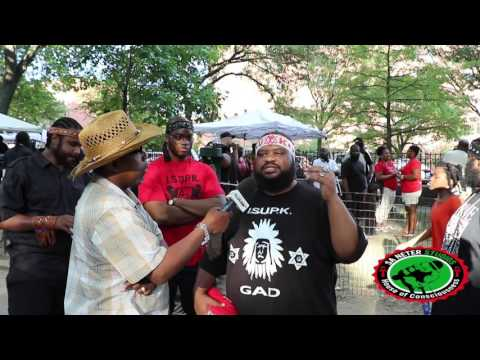 Why I Became A Hebrew , Love Peace & Happiness At The ISUPK COOKOUT
