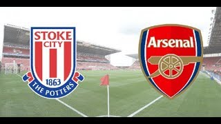 Stoke City Vs Arsenal Preview - Let's Make It 2 Out Of 2 Wins!!!
