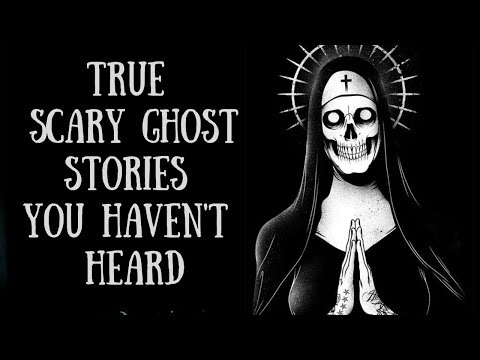 6 Scary True Ghost Stories (Ghost Monks, Animal Spirits, Sailor Ghost)