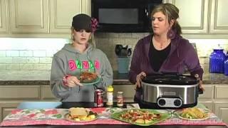 Shredded Pork Loin Roast - Crockin' Girls