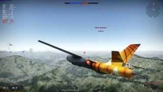 Один из обычных боев на Ил-28...