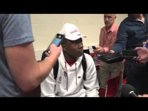 Maryland Post Game Press Conference Players