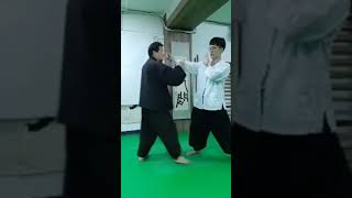 68. 사단법인 기천협회/ 전찬욱 총재의 칠보절권 중 …