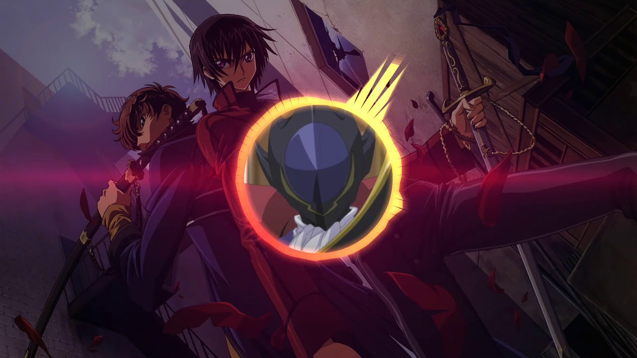 Code Geass OP 2 [Kaidoku Funo] - YouTube