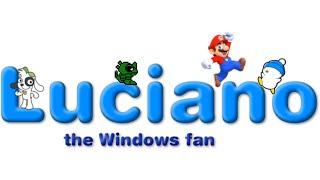 La nueva intro y outro de LucianoTheWindowsFan