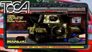 ToCa Touring Car Championship - TANK Showcase!