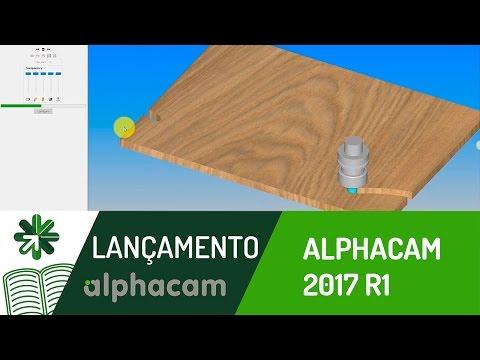 Dica 05 AC | Alphacam 2017 R1
