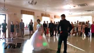 Pierwszy taniec - Niebo mi Ciebie dało || IFILM - ifilm.lublin.pl || Paulina i Bartosz