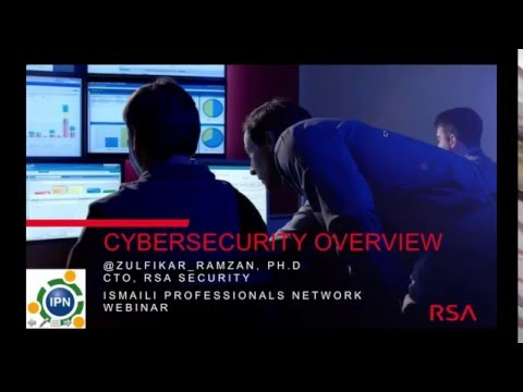 IPN Technology SIG: Cyber Security Trends for 2016 & Beyond