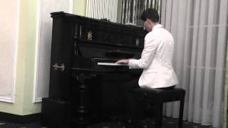 Paragon Rag by Scott Joplin - performed by Florian Krüger