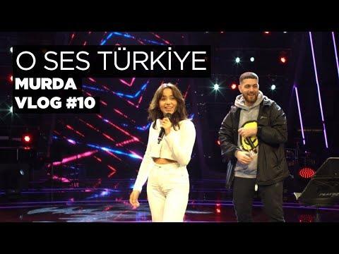 Murda ile O Ses Türkiye Sahnesine Çıktık (Vlog #10)