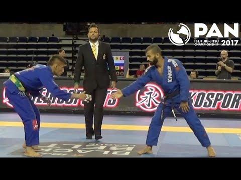 Bruno Malfacine vs Lucas Pinheiro / Pan Championship 2017