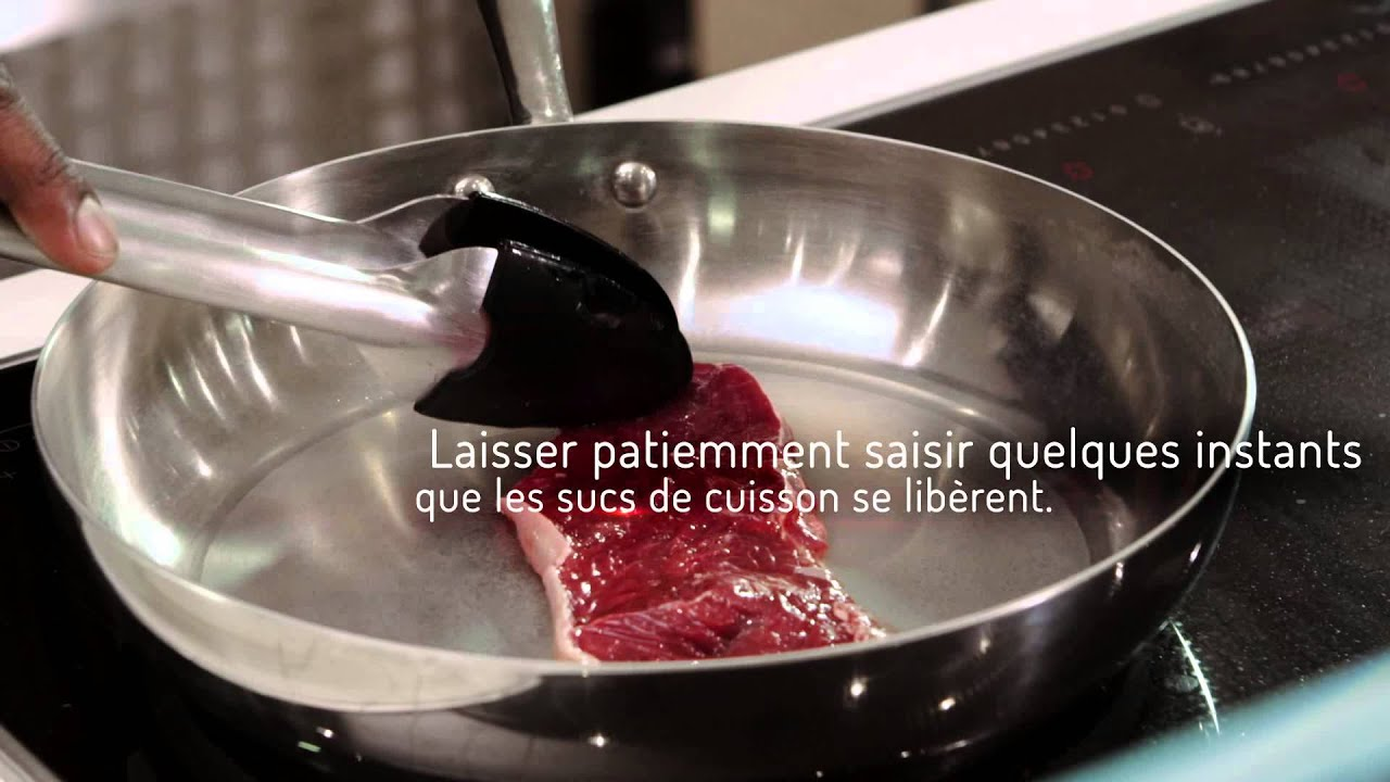 Lagostina comment cuisiner dans l 39 inox et r ussir une viande fondante l 39 interieur et bien - Comment cuisiner une andouillette ...