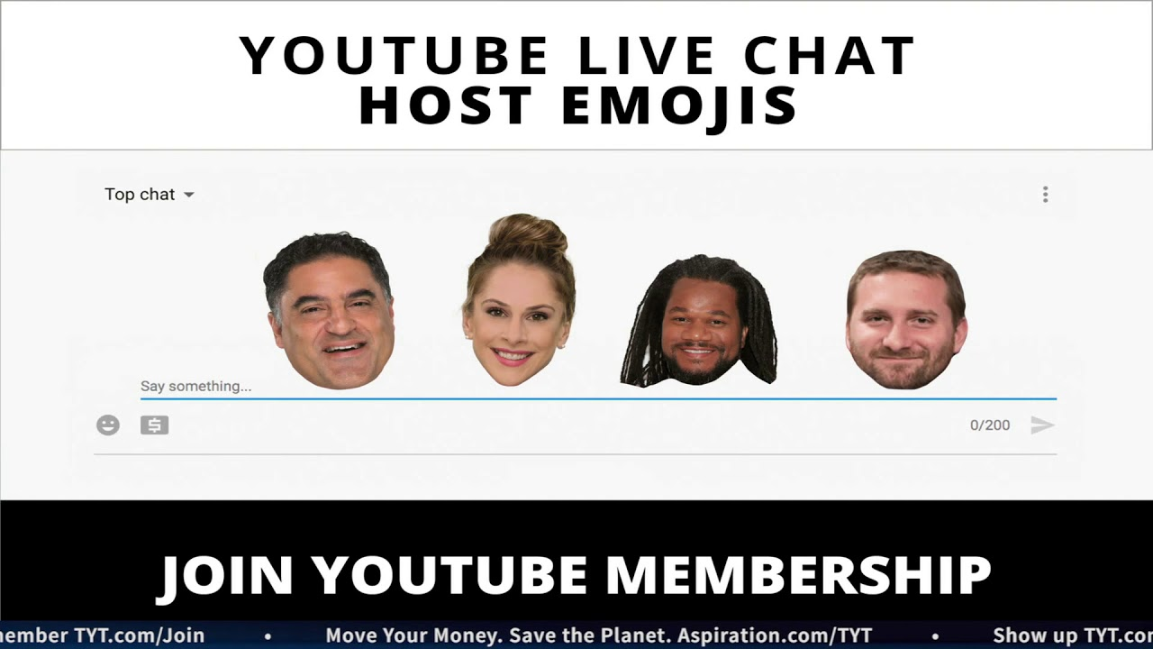 The Young Turks YouTube Channel Member Promo