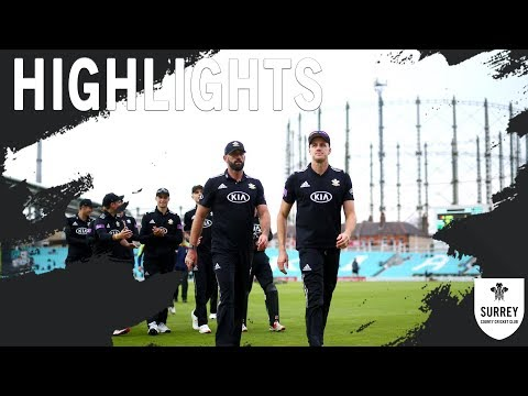 Morkel & Plunkett hunt as a pack! | Highlights of Surrey v Essex in the Royal London One-Day Cup
