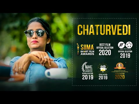 Chaturvedi || New Telugu Short Film 2019 With Eng Subs  || By Shravan Gudelli