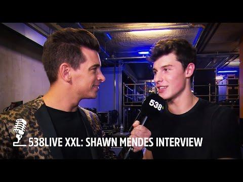 Interview Shawn Mendes (CC) | 538Live XXL 2016