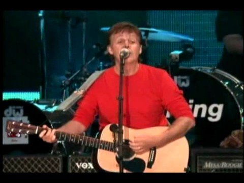 Paul McCartney - Two Of Us (Live)