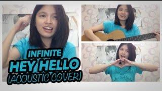 """인피니트 (Infinite) - Hey Hello """"그 해 여름 (두 번째 이야기)"""" (Acoustic Cover)"""