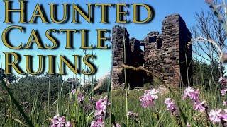 Haunted Scottish Castle Ruins