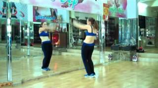 aerobics the duc tham my bai nhac hoa soi dong CAM TUYET