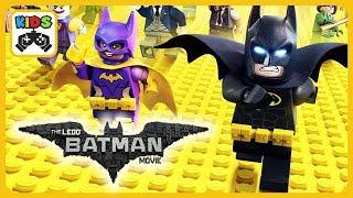 ЛЕГО БЭТМЕН в игре по фильму LEGO BATMAN MOVIE от Warner Bros. * Играем на Android и iOS