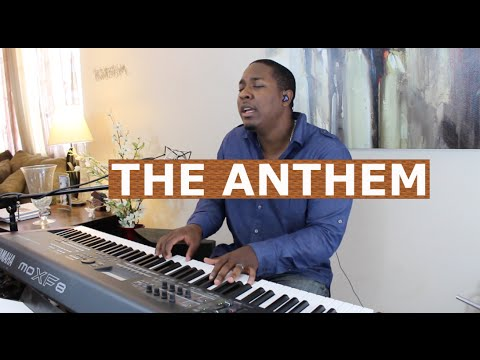 Planetshakers - The Anthem - Jared Reynolds Cover