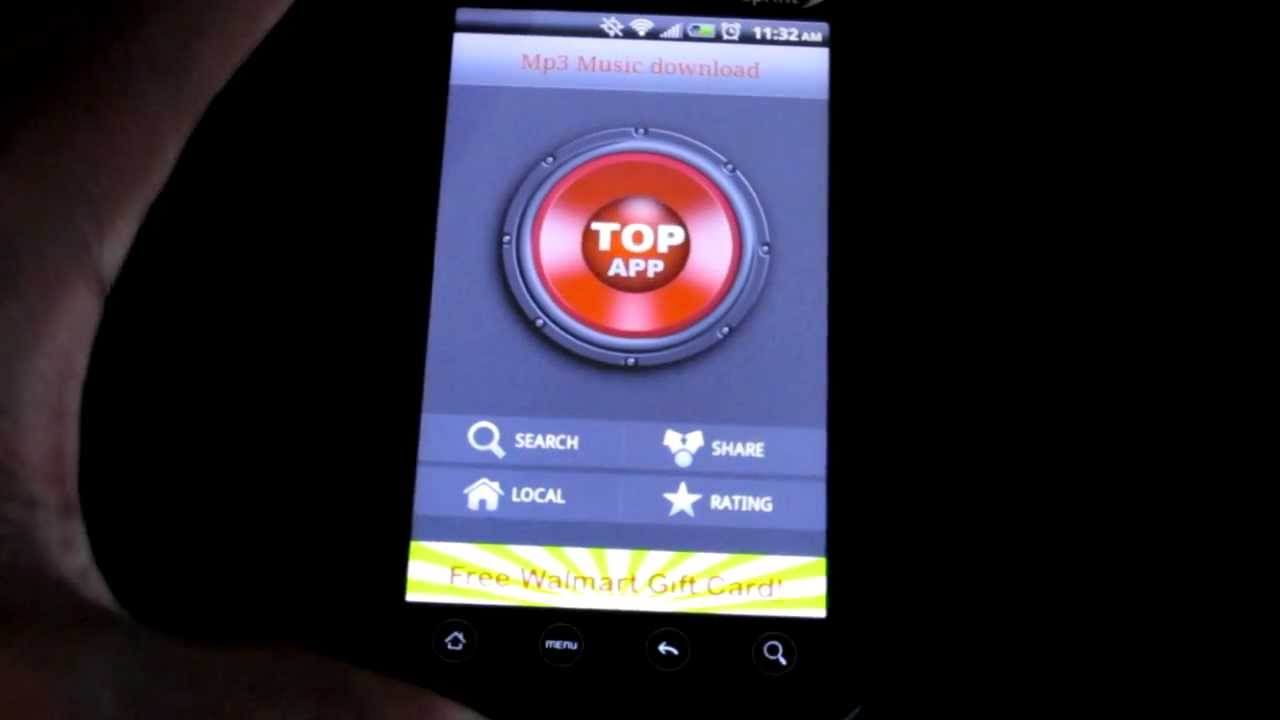 The best free music downloader