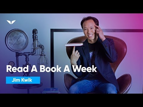 How To Read A Book A Week | Jim Kwik