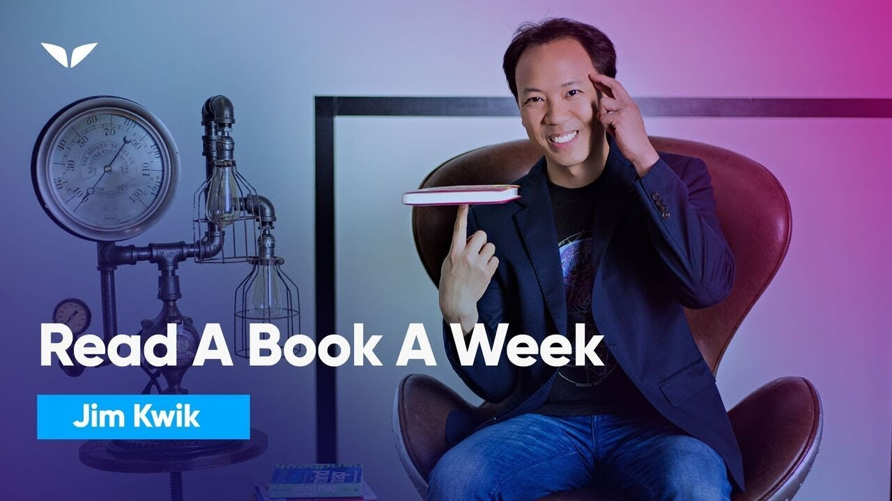 How To Read A Book Every Week & Get Inspired To Greatness | JIm Kwik