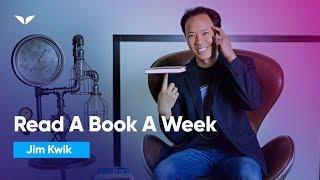How To Read a Book a Week | Jim Kwik thumbnail