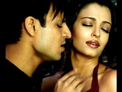 vivek oberoi kissing aishwarya rai - YouTube