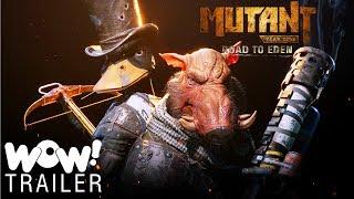 Mutant Year Zero- Road To Eden - 20 Minutes Of Gameplay Trailer