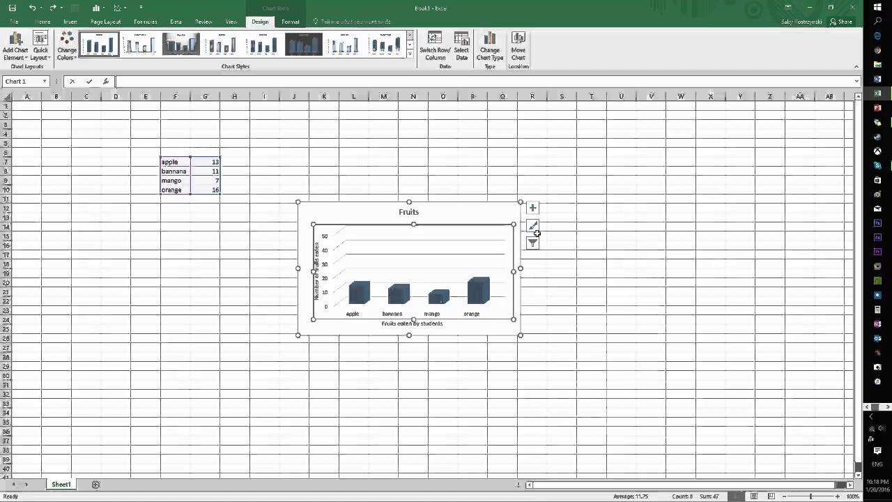 Gantt Charts in Microsoft Excel - Peltier Tech Blog   Microsoft Excel Bar Charts